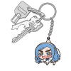 Tachibana Sylphinford Pinched Keychain
