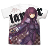 Cospa's Scathach Full Graphic T-Shrit (Whtie)
