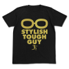 Cospa's Stylish Tough Guy T-Shirt (Black)