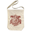 Cospa's Solami Smile Shouler Tote Bag (Natural)