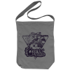 Cospa's Gaarmageddon Shoulder Tote Bag (Medium Grey)