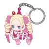Cospa's Beatrice Pinched Keychain