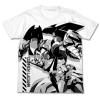 Gurenn Lagann All Print T-Shirt (White)