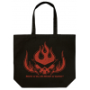 Gurenn Lagann Tote Bag (Black)