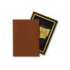 Dragon Shield Sleeves (Standard Matte - Umber)