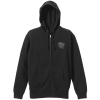 Shiro Full Colour Zip Parka (Black)