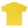 Kunikida Hanamaru Embroidery Shirt (Canary Yellow)