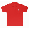 Kurosawa Dia Embroidery Shirt (High Red)
