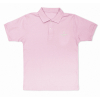 Sakurauchi Riko Embroidery Shirt (Light Pink)