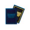 Dragon Shield Sleeves (Standard Matte - Clear Blue)
