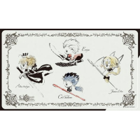 Character Rubber Mat (ENR-035 Fate/Grand Order by Sanrio)