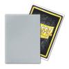 Dragon Shield Sleeves (Standard Matte Non-Glare - Silver)