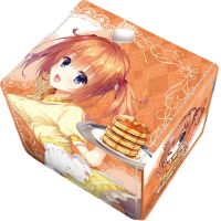 Synthetic Leather Deck Case (Sumizome Nozomi)
