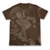 Miyabi Kannagi T-Shirt (Dark Brown)