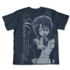 Maria All Print T-Shirt (Denim)