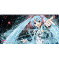 Chara Rubber Mat Collection No.002 (Hatsune Miku)