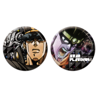 Jotaro Can Badge Set