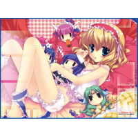 TCG Universal Play Mat (Nao Goto Arc Witch