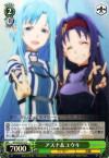 アスナ&ユウキ
