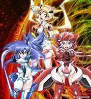 Senki Zesshou Symphogear XD Unlimited