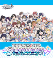 The iDOLM@STER Shiny Colors Booster Box